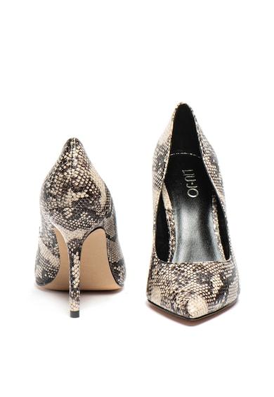 Liu Jo Pantofi stiletto cu imprimeu piele de reptila Femei