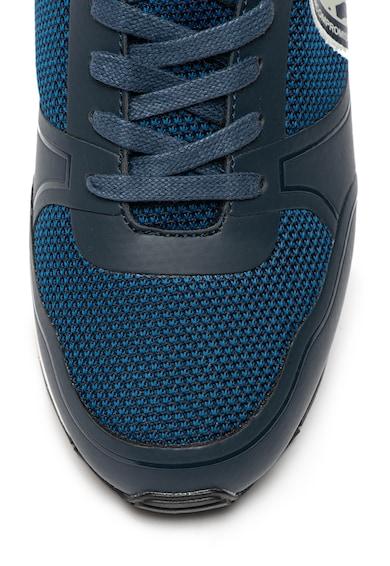Blauer Pantofi sport de plasa tricotata cu garnituri de piele intoarsa Tyler Barbati
