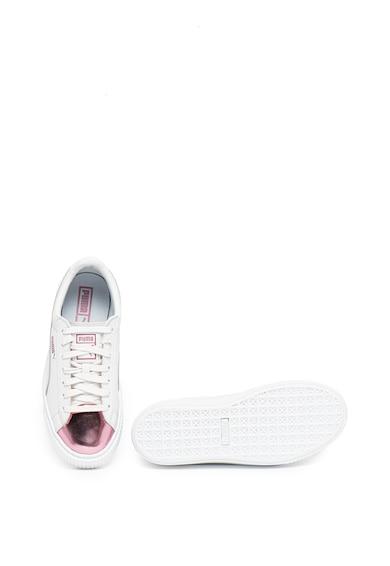 Puma Масивни спортни обувки с метализиран връх Жени