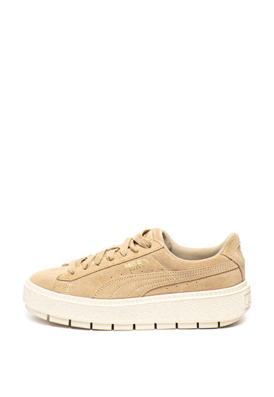 Puma Велурени спортни обувки Trace Жени