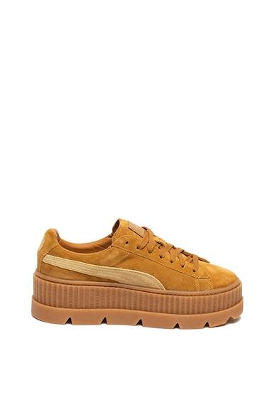Puma Велурени спортни обувки Fenty x Puma, Cleated Creeper Жени