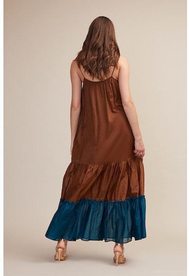 Oltre Дълга разкроена рокля Жени