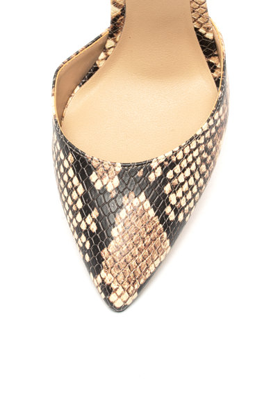 Aldo Pantofi de piele ecologica, cu bareta pe glezna Nicholes Femei