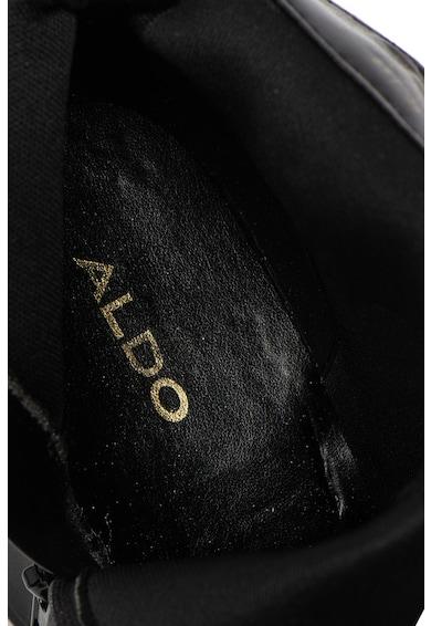 Aldo Fralissi bőr bokacsizma női