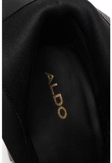 Aldo Marille bőr bokacsizma női