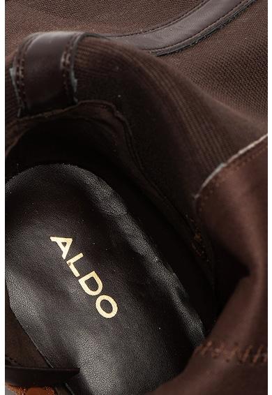 Aldo Cizme de piele lungi pana la genunchi,cu detaliu curea Elvaralith Femei