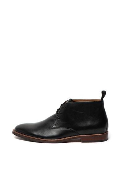 Aldo Galiawien bőr chukka cipő férfi