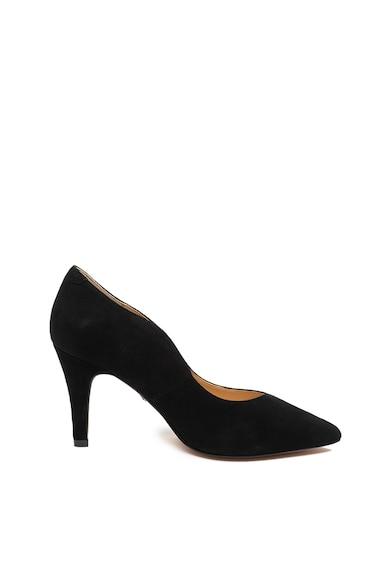 Caprice Велурени обувки с ток стилето Жени