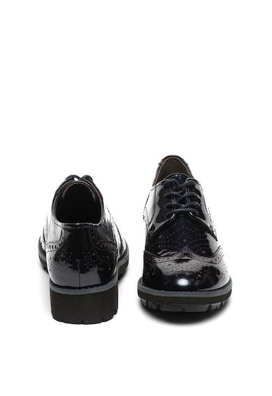 Caprice Обувки Brogue от лачена кожа Жени