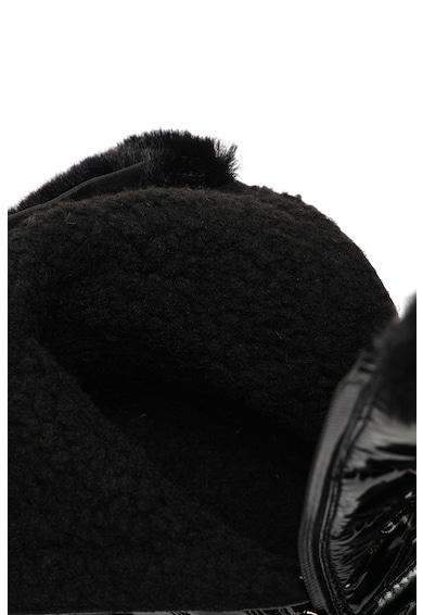Caprice Зимни ботуши с капутониран ефект и еко пух Жени