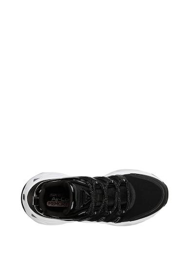Skechers Pantofi sport cu garnituri de piele Intense Force Femei