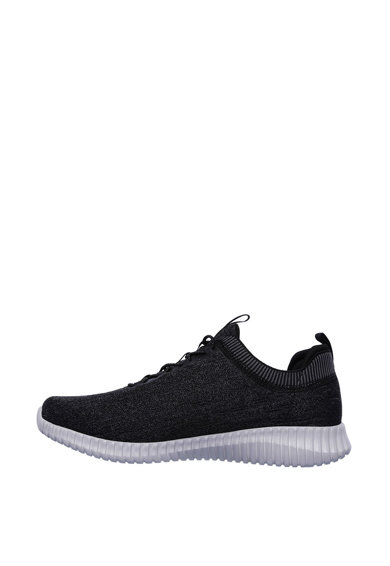 Skechers Pantofi sport usori, din plasa tricotata Elite Flex-Hartnell Barbati