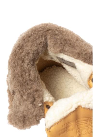 Gant Bocanci de piele intoarsa cu captuseala de lana Natalie Femei