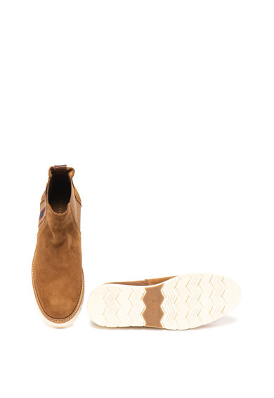Gant Ghete de piele intoarsa cu captuseala de lana Cassey Femei