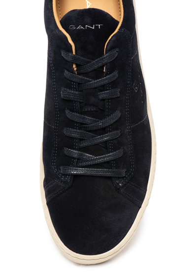 Gant Велурени спортни обувки Tampa Мъже