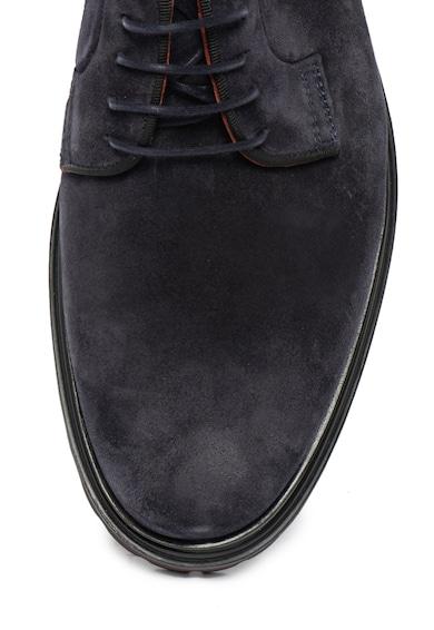Gant Велурени обувки Beaumont стил Derby Мъже