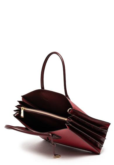Michael Kors Кожена чанта с презрамка Жени