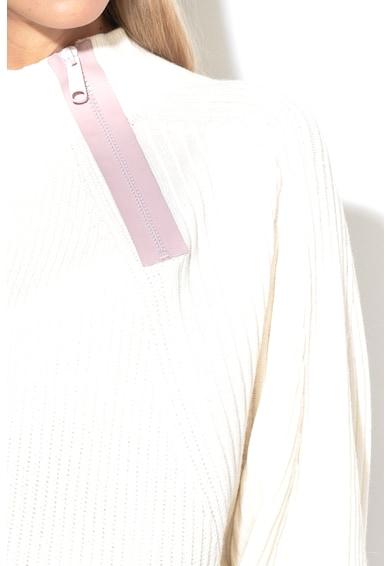 Max&Co Pulover lejer din amestec de lana, cu maneci liliac Dove Femei