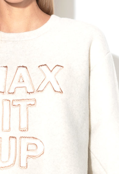 Max&Co Суитшърт Drago с надписи Жени