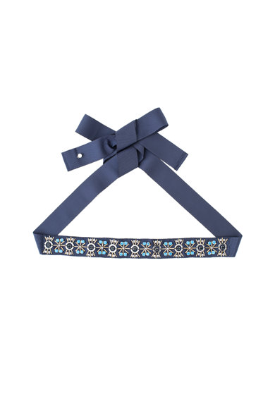 Max&Co Curea din material textil decorata cu strasuri Accetto Femei