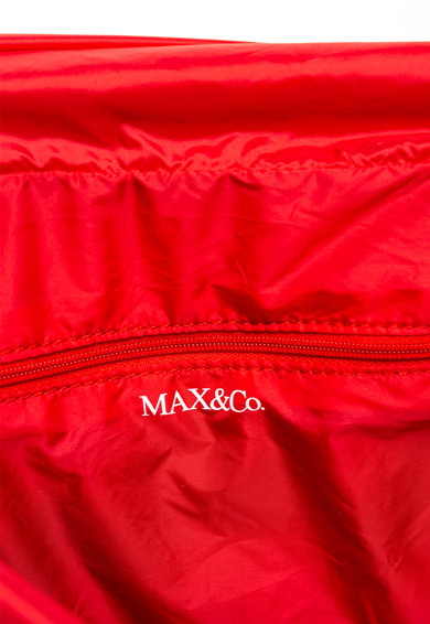 Max&Co Geanta bucket matlasata Large Femei