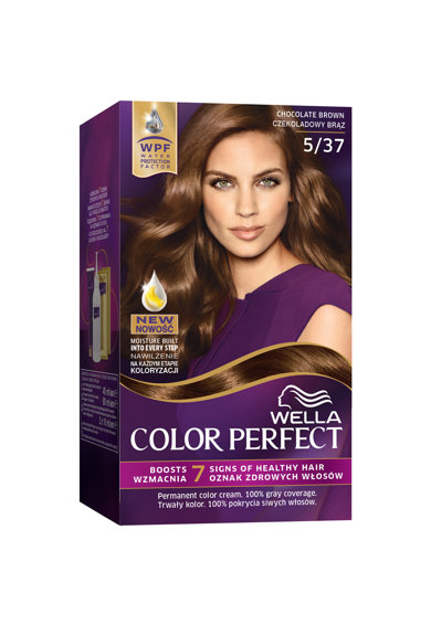 Wella Vopsea de par permanenta  Color Perfect, 140 ml Femei