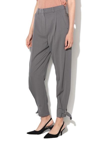 Sportmax Code Pantaloni conici din amestec de lana Apogeo Femei