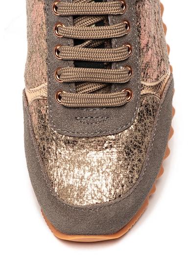 Gioseppo Pantofi sport cu insertii de piele intoarsa Schieren Femei