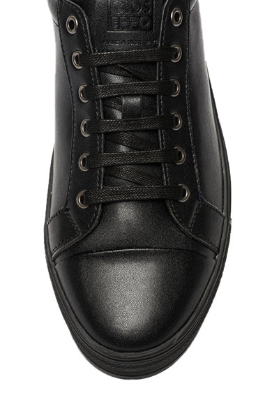 Gioseppo Pantofi sport de piele, cu branturi detasabile Ostende Barbati