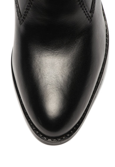 Gioseppo Ghete Chelsea de piele cu segmente elastice laterale Umea Femei