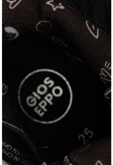 Gioseppo Bocanci de piele ecologica lacuita, cu accesoriu cu funda Fete