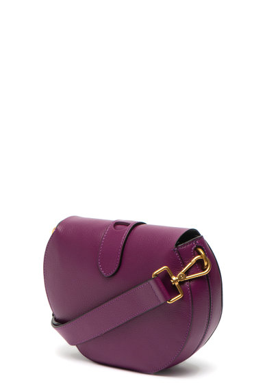 COCCINELLE Кожена чанта Carousel със сменяеми презрамки Жени