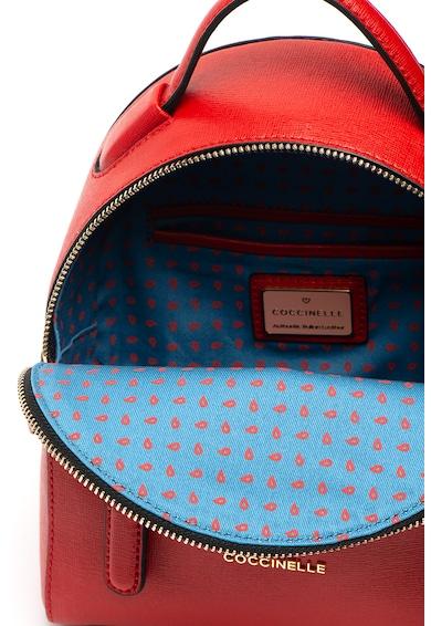 COCCINELLE Texturált hatású bőr hátizsák női