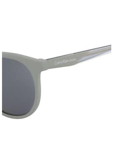 Calvin Klein Jeans Унисекс овални слънчеви очила Жени
