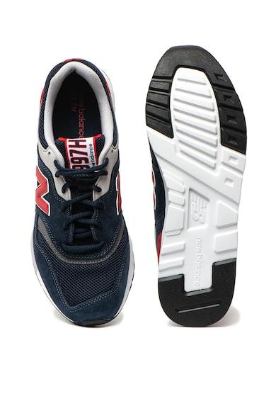 New Balance Спортни обувки 997H с контрастно лого Мъже