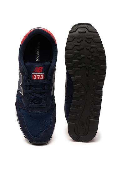 New Balance Pantofi sport cu insertii de piele intoarsa 373 Barbati