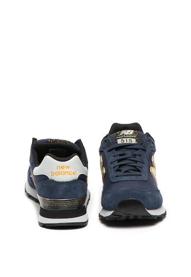 New Balance 515 sneaker nyersbőr szegélyekkel férfi