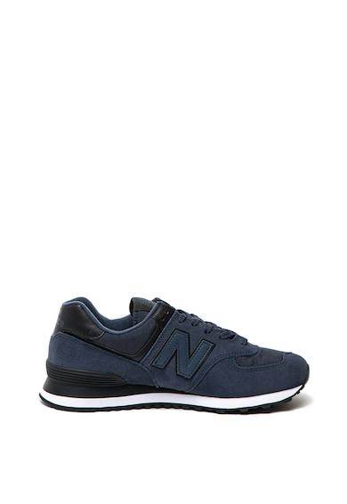 New Balance 574 Classics sneaker nyersbőr szegélyekkel 6 férfi