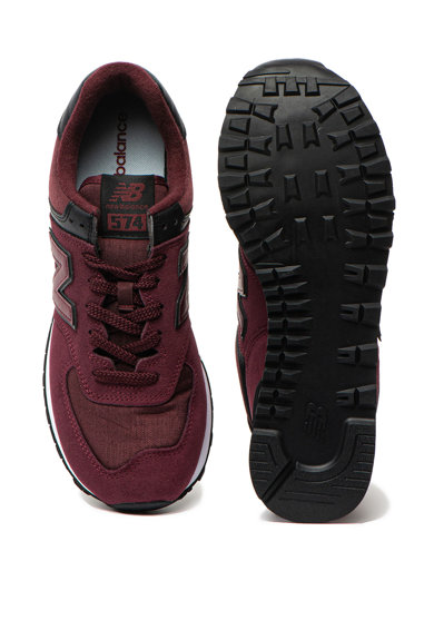 New Balance 574 bőr sneaker férfi