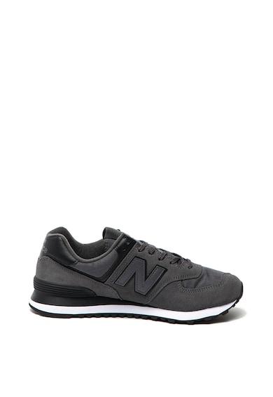 New Balance 574 Classics sneaker nyersbőr szegélyekkel 4 férfi