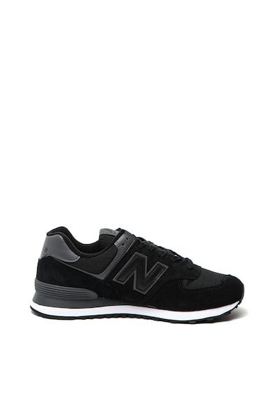 New Balance Pantofi sport de piele intoarsa 574 Barbati