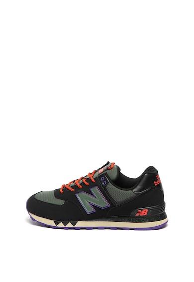 New Balance Спортни обувки 574 с кожа Мъже