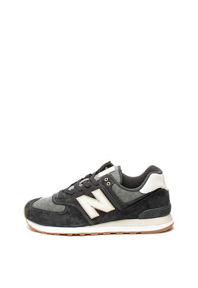 New Balance Велурени спортни обувки 574 Мъже