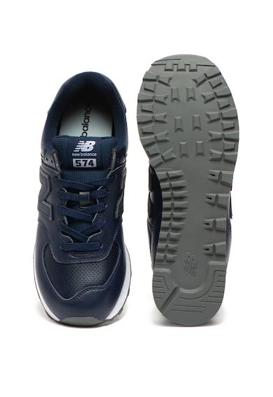 New Balance Кожени спортни обувки 574 Мъже