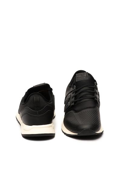 New Balance Pantofi sport slip-on cu detalii perforate 247 Barbati