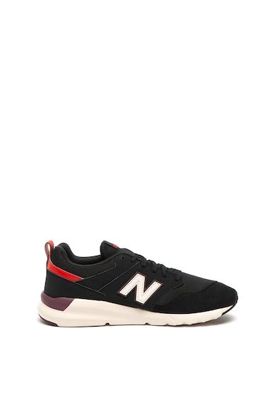 New Balance Pantofi sport de piele ecologica 009 Barbati
