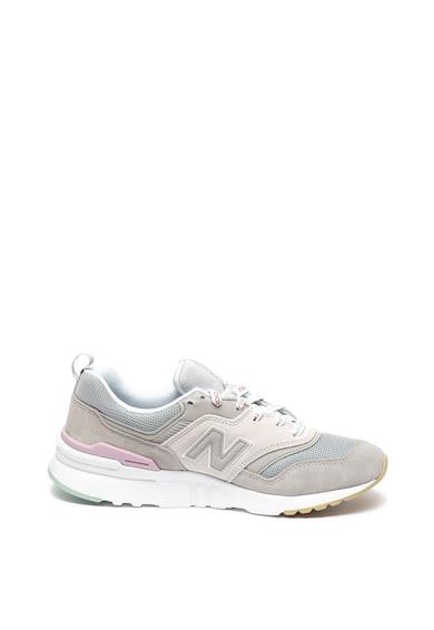 New Balance 997H sneaker nyersbőr betétekkel női