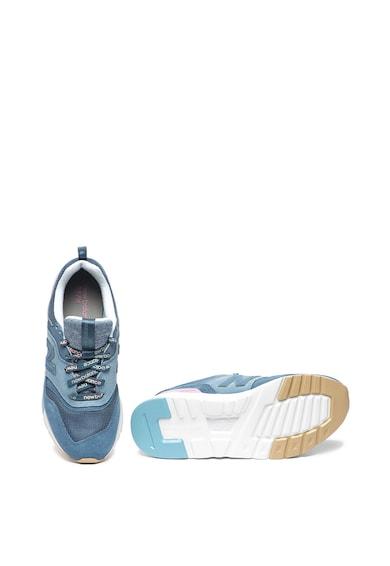New Balance Pantofi sport de piele intoarsa 997H Femei