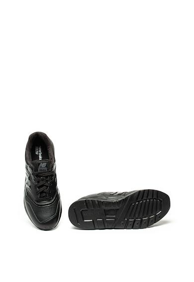 New Balance Pantofi sport cu insertii de piele 997H Femei