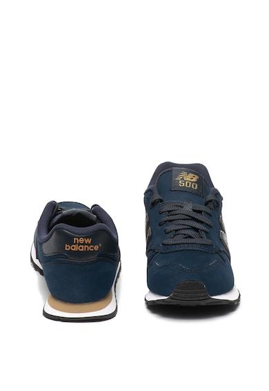 New Balance 500 műbőr logós sneaker női